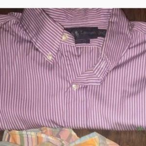 Ralph Lauren Polo Men's LS Button Shirt